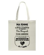Ma Femme Tote Bag thumbnail