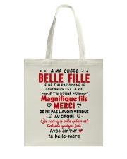 bellefille Tote Bag thumbnail