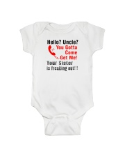 uncle Onesie front