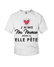 maman Youth T-Shirt thumbnail