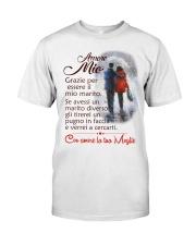 AMORE MIO CON AMORE LA TUA MOGLIE Classic T-Shirt thumbnail