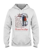 AMORE MIO CON AMORE LA TUA MOGLIE Hooded Sweatshirt thumbnail