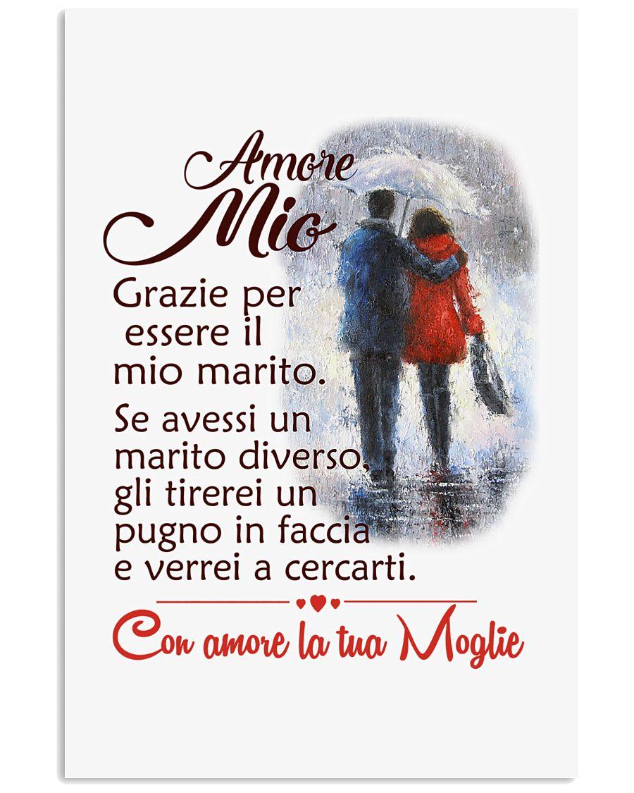 AMORE MIO CON AMORE LA TUA MOGLIE 11x17 Poster