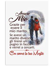 AMORE MIO CON AMORE LA TUA MOGLIE 11x17 Poster front