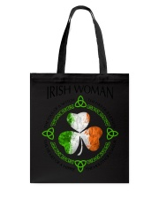 irish woman Tote Bag thumbnail