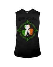 irish woman Sleeveless Tee thumbnail