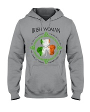 irish woman Hooded Sweatshirt thumbnail