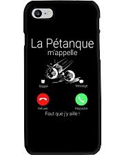 LA PETANQUE M'APPELE Phone Case thumbnail