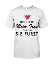 Frau Classic T-Shirt thumbnail
