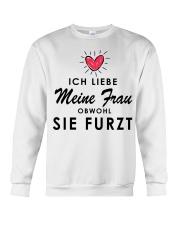 Frau Crewneck Sweatshirt thumbnail
