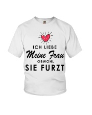 Frau Youth T-Shirt thumbnail