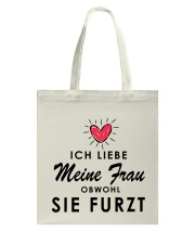 Frau Tote Bag thumbnail