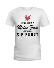 Frau Ladies T-Shirt thumbnail