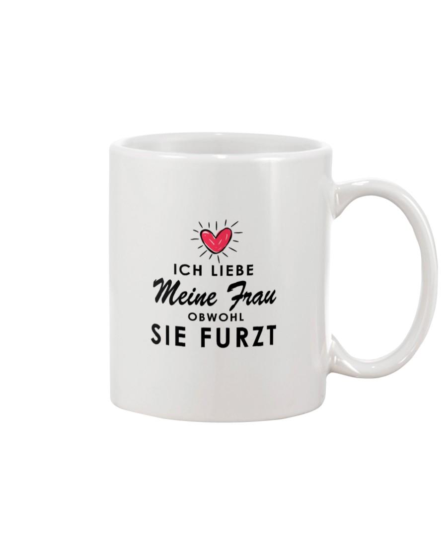 Frau Mug