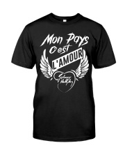 JH Lamour Classic T-Shirt front