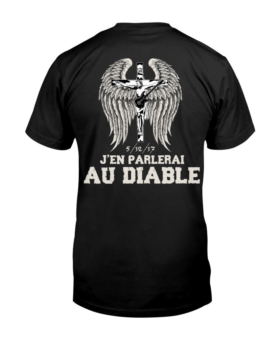 AU DIABLE Classic T-Shirt