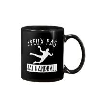 J'PEUX PAS J'AI HANDBALL Mug thumbnail