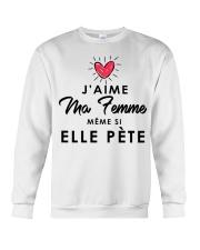 Femme Crewneck Sweatshirt thumbnail