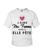 Femme Youth T-Shirt thumbnail