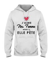 Femme Hooded Sweatshirt thumbnail