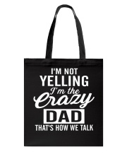 dad Tote Bag thumbnail