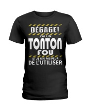tonton Ladies T-Shirt thumbnail
