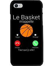 LA BASKET M'APPELE Phone Case thumbnail