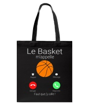 LA BASKET M'APPELE Tote Bag thumbnail