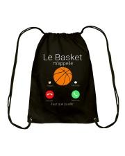 LA BASKET M'APPELE Drawstring Bag thumbnail