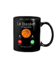 LA BASKET M'APPELE Mug thumbnail