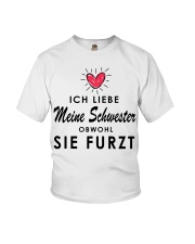Schwester Youth T-Shirt thumbnail