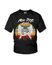 mon pays c'est l'amour JH Youth T-Shirt thumbnail