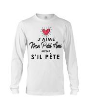 Petit Ami Long Sleeve Tee thumbnail