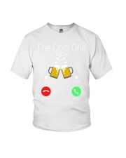 THE COLD ONE MOBILE Youth T-Shirt thumbnail