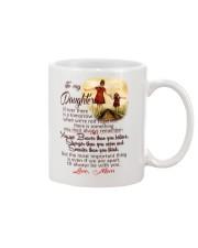 TO MY DAUGHTER LOVE MOM Mug thumbnail