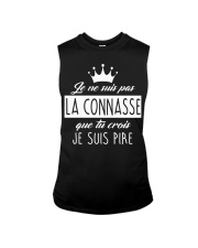 JE SUIS PIRE Sleeveless Tee tile