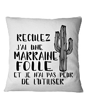 marraine Square Pillowcase thumbnail