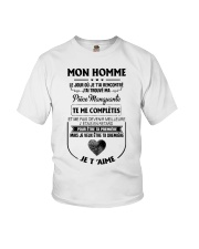 Mon Homme Youth T-Shirt thumbnail