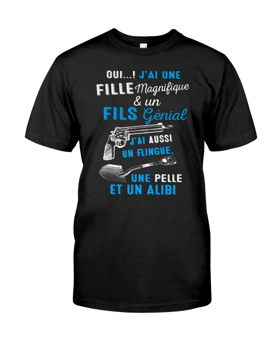 Fils Fille Classic T-Shirt