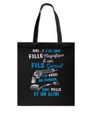 Fils Fille Tote Bag tile