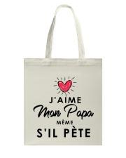 papa Tote Bag thumbnail