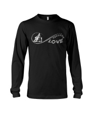 INFINITY BARREL RACING Shirt Long Sleeve Tee thumbnail