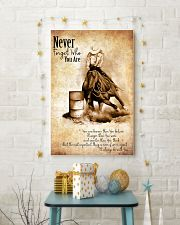 BARREL RACING Poster 11x17 Poster lifestyle-holiday-poster-3