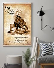 BARREL RACING Poster 11x17 Poster lifestyle-poster-1
