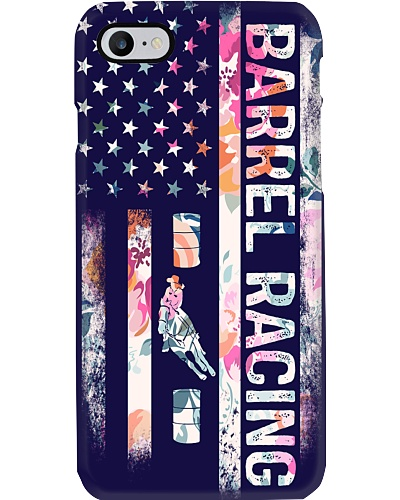 BARREL RACING Phone Case