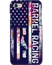 BARREL RACING Phone Case Phone Case i-phone-7-case