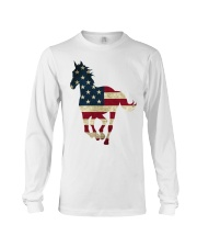 US FLAG Shirt Long Sleeve Tee thumbnail