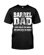 BARREL DAD Shirt Classic T-Shirt front