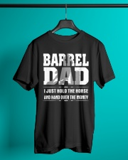 BARREL DAD Shirt Classic T-Shirt lifestyle-mens-crewneck-front-3