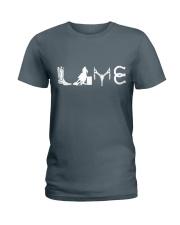 LOVE BARREL Shirt Ladies T-Shirt front